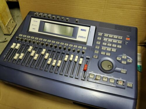 KORG D1600 MKII Digital Recording Studio
