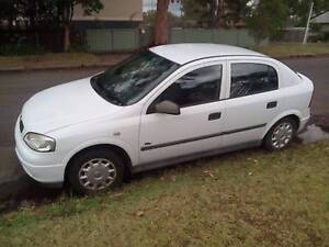 2003 Holden Astra Hatchback Chain Valley Bay Wyong Area Preview