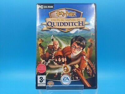 Videospiel PC Komplett Pal Fr Be Harry Potter Weltmeisterschaft Quidditch (Harry Potter Videospiel Pc)