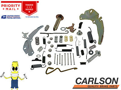 Used, Complete Front Brake Drum Hardware Kit for Chevy C10 Pickup Truck 1960-1970 for sale  Gardena