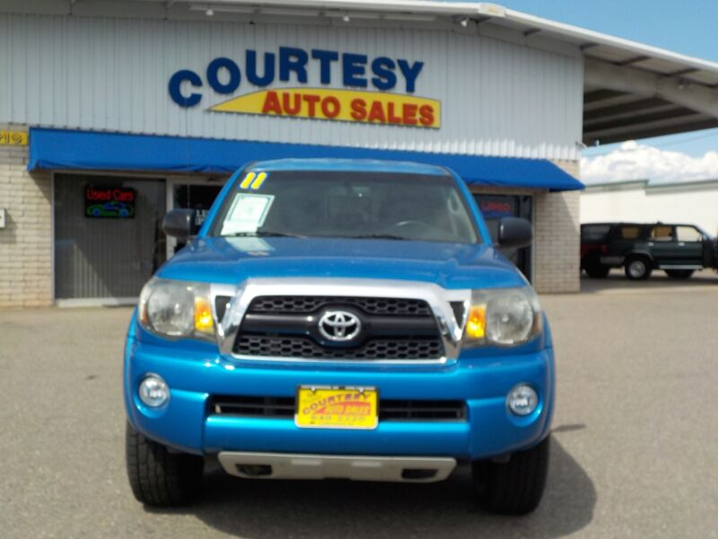 Image 7 Voiture American used Toyota Tacoma 2011