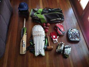 Junior Cricket Gear Kedron Brisbane North East Preview