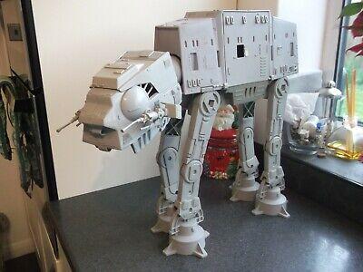 Vintage Star Wars AT-AT working electronics b