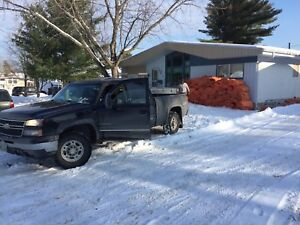 Trade or Swap 2006 Chevy 1500HD Crew Cab LT