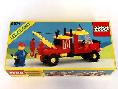 LEGO Legoland 6674 Crane Truck NEW UNOPENED Classic Town Vintage RARE