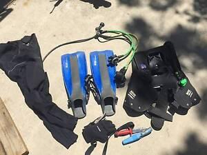 scuba gear Thornlands Redland Area Preview