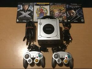 Gamecube bundle mario sunshine mario strikers