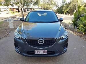 2013 Mazda CX-5 Maxx KE Series Manual - Metropolitan Grey