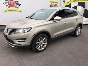 2015 Lincoln MKC Automatic, Navigation, Leather, AWD, 49,000KM