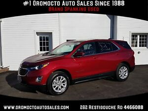 2018 Chevrolet Equinox 1LT Includes Winter Tires & Rims OR Va...