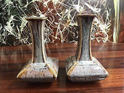 2 Beautiful Vintage Chinese Vases/Celadonfarbige Ceramics - Height 22,5cm