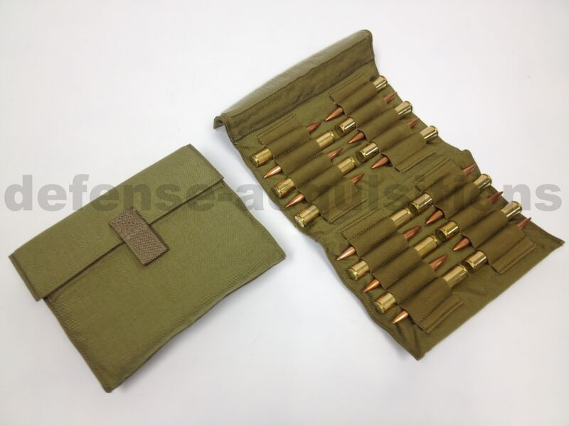 NEW Eagle Industries Padded Sniper Pouch Range Pouch Ammo Pouch Khaki SFLCS