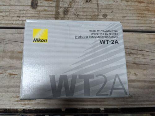 Nikon WT-2A Wireless Transmitter (D2HS,D2X)  EX