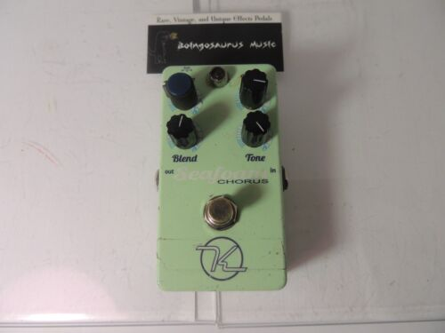 Keeley Seafoam Chorus Effects Pedal Free USA Shipping