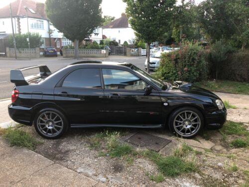 Image of Subaru Impreza wrx sti 400bhp +