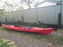 Prijon HTP sea kayak Clarence Town Dungog Area Preview