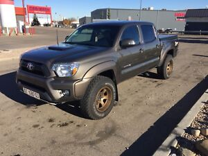 2013 Toyota Tacoma TRD Sport TRAILS TEAM edition LOADED