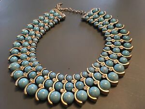 Anthropologie necklace, statement piece