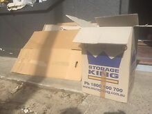 Packing boxes - super cheap! North Bondi Eastern Suburbs Preview
