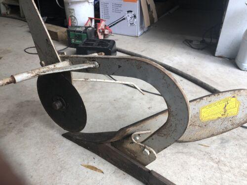 Photo Sears Suburban Tractor 917.252030  Garden Plow. New Nos David Bradley