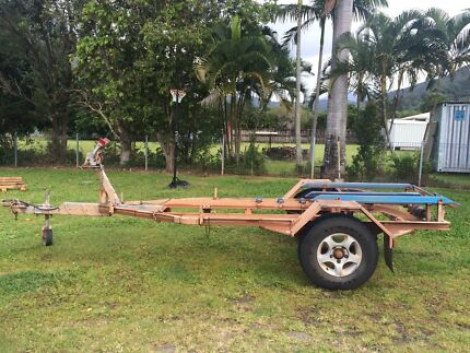 Boat trailer heavy duty off road Cairns 4870 Cairns City Preview