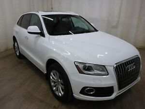 2015 Audi Q5 2.0T Progressiv No Accidents Sunroof Bluetooth