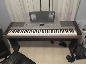 Yamaha DGX - 640 Professional Portable Grand Piano