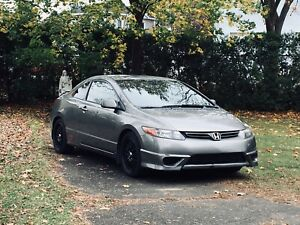 Honda Civic coupe lx  2007