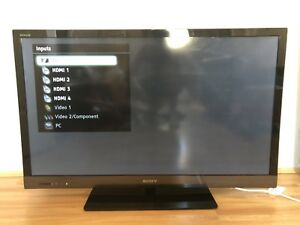 "SONY BRAVIA - LED - 40"" - FULL HD TV TELEVISION"