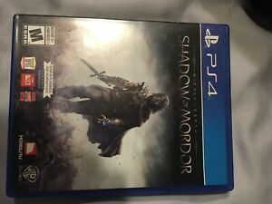 Shadow of Mordor for PS4
