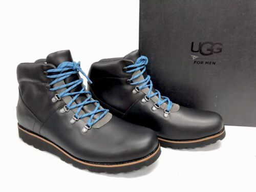 Ugg Australia Hafstein Charcoal Men's Waterproof Ankle Boots