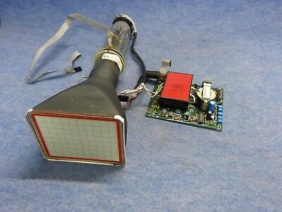 Tektronix 2430a Digital Oscilloscope Crt Screen Tube 154-0850-01 Power Supply