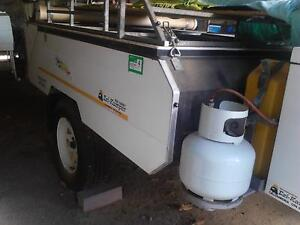 4x4 Camper Trailer hardly used. Broughton Charters Towers Area Preview