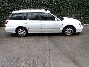 2001 Subaru Liberty GX Automatic Wagon 2.0L Collingwood Yarra Area Preview
