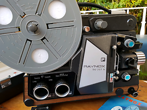 Vintage Raynox Dual-8 film Projector Lindfield Ku-ring-gai Area Preview
