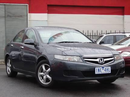 2004 Honda Accord EURO Sedan *** MANUAL *** $5,990 DRIVE AWAY