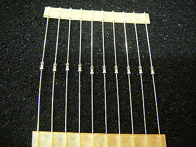 Beyschlag Metal Film Resistor 10k Ohm 5 Tol 50ppm New 10pkg