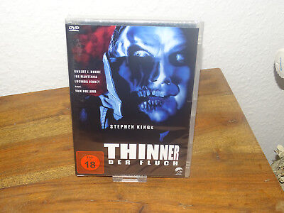 Stephen King's Thinner - Der Fluch (Uncut DVD) NEU&OVP ()