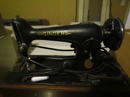 1939 Singer Sewing machine Ascot Belmont Area Preview