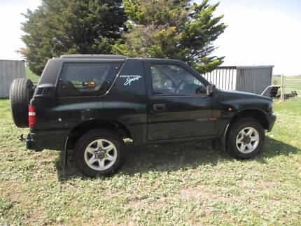 1997 Holden Frontera Wagon Doreen Nillumbik Area Preview