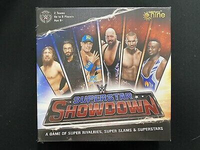 Used, WWE Superstar Showdown Board Game New Factory Sealed for sale  Shipping to India