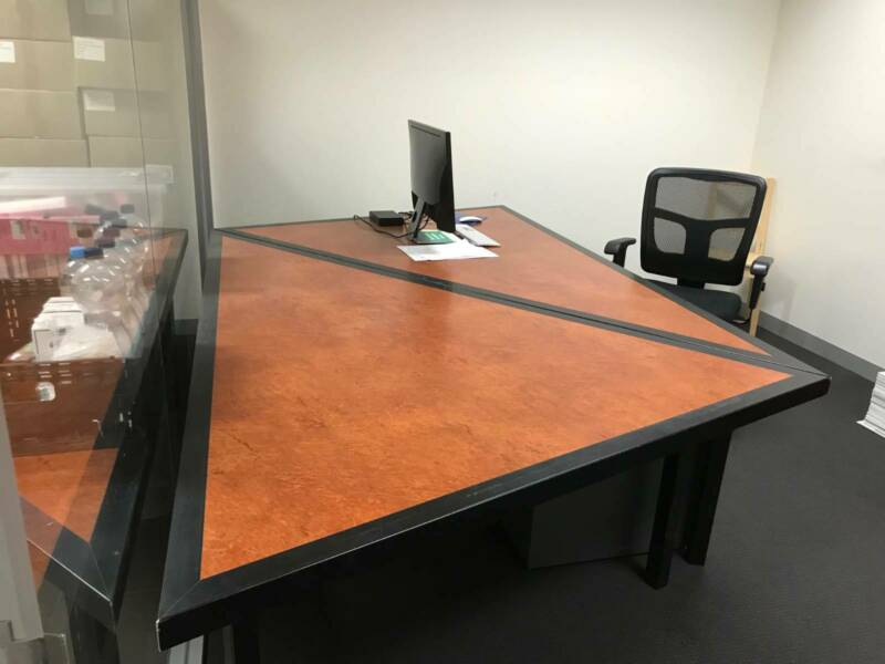 Admirable Office Furniture Workstation 50 3 X Triangle Office Desks And Download Free Architecture Designs Embacsunscenecom