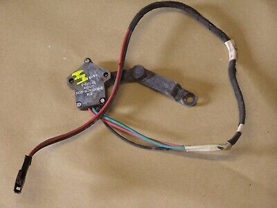 SAAB 900 CONVERTIBLE HOOD 5TH BOW SWITCH 98-1285-5 for sale  Shipping to Ireland