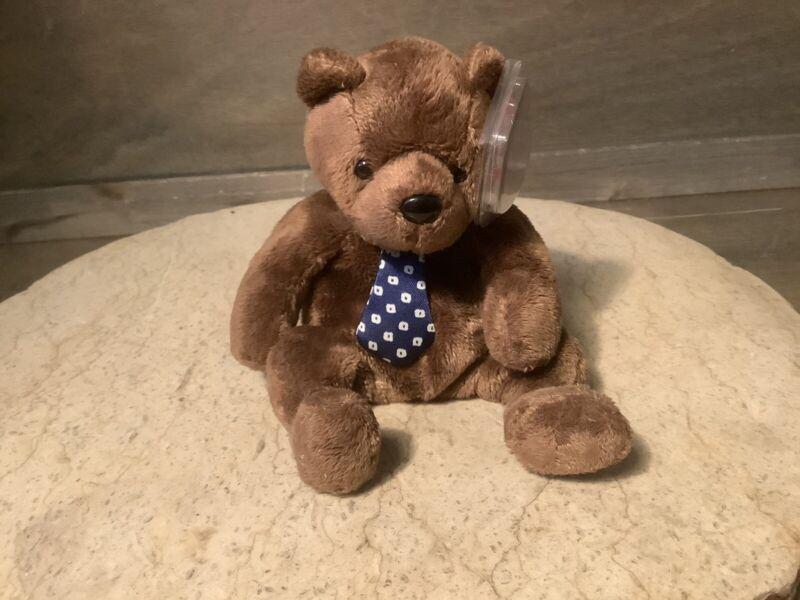 Ty Beanie Baby Hero the Bear