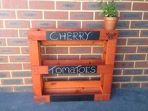 4 Recycled Herb Pallet Gardens Canning Vale Canning Area Preview