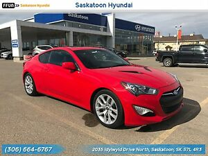 2013 Hyundai Genesis Coupe 2.0T Premium PST Paid - Sunroof -...