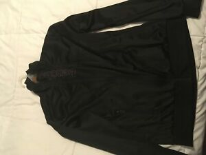 Black Large Bench Jacket