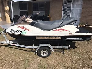 2004 Sea-Doo GTI LE RFI JET SKI Low hours Clear Island Waters Gold Coast City Preview