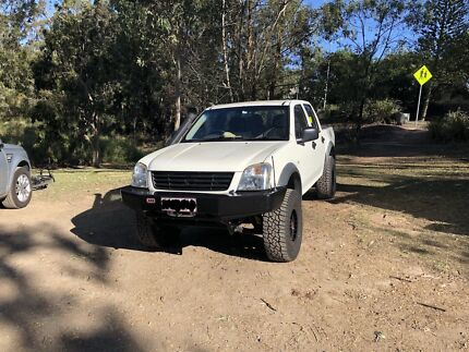 2006 Holden RA Rodeo 3.0L Turbo Diesel Manual Cleveland Redland Area Preview