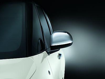 Calotte specchietti cromati per Fiat 500 L